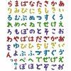文章の漢字の割合は?『ひらがな』を主体にする